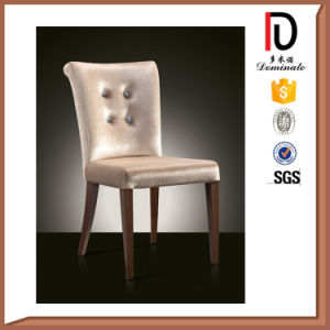 Hotel Aluminium Chair with Wood Grain for Dining Room pictures & photos
