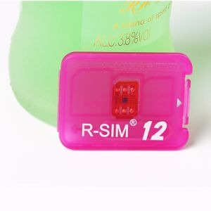R-SIM12 Automatically Perfect Unlock Ios11 Card Stickers for Iphonex pictures & photos