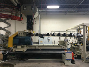 PP Foam Stationary Sheet Making Machine pictures & photos