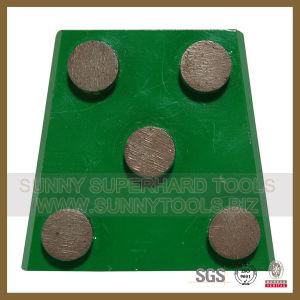 Core Competance Diamond Floor Grinding Concrete Plate (SYYH-08) pictures & photos