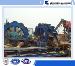 Silica Sand Washing Machine for Sand Making Line (XSD3620) pictures & photos
