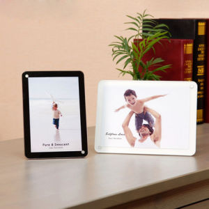 Magnetic Acrylic Photo Frame Cheap Photo Frame pictures & photos