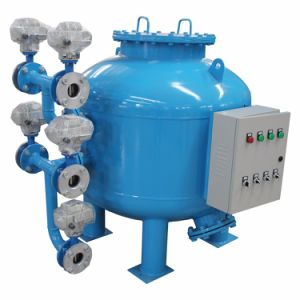 Pressure Sand Filter Pre Filtration for Membrane Systems pictures & photos