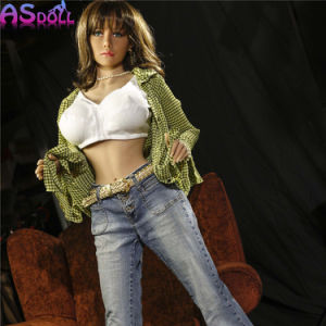 Heating Function Silicone Sex Doll Realistic Skin with Skeleton with Anal/Oral/Vagina, Silicone Doll pictures & photos