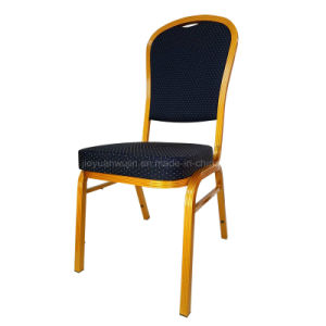 Manufacturer Direct Sale Hotel Conference Hall Stacked Banquet Chair (JY-B34) pictures & photos