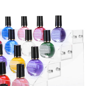Acrylic Clear Nail Holders, Lipstick Holders pictures & photos