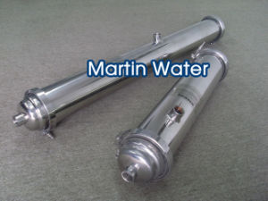 Side Entry 4′′ Stainless Steel UF Membrane Housing pictures & photos