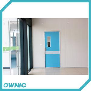 Manual Swing Door Single Open with Door Closer pictures & photos