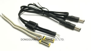 Blackand Red Electrical DC Power Adapter Cable pictures & photos
