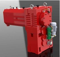 Sz Series Cone Transmission Gearbox for Double Screw Extruder pictures & photos