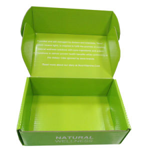Glossy Lamination Full Printing Packaging Box pictures & photos