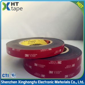 Die Cutting 3m 5925 Vhb Tape Double Sided Adhesive Tape pictures & photos