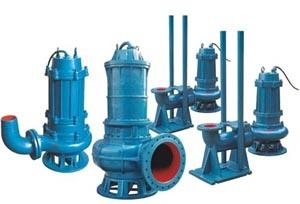 Submersible Pump (WQ) pictures & photos