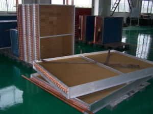 Hydrophlic Fin Copper Tube Air Conditioning System Heat Exchanger pictures & photos