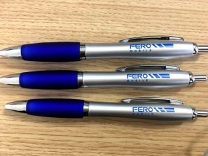 Plastic Promotional Ball Point Pens (ST001) pictures & photos