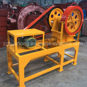 Best Selling Small Jaw Crusher, Mobile Portable Stone Jaw Cruhser Price List From China pictures & photos