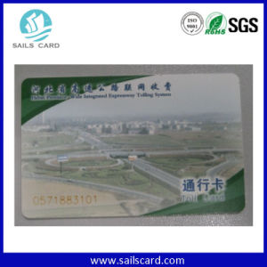 Car Parking or Access Control 2.4 GHz Active RFID Card pictures & photos