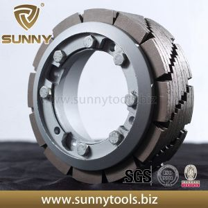 SUNNY Mc8 Diamond Calibrating Wheels Rollers for Italy Breton Machine pictures & photos