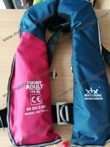 Ce Approved 150n Inflatable Life Jacket pictures & photos