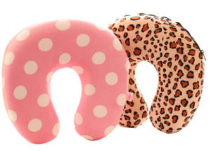 Memory Foam Neck Pillow with Printed (BC-MP1006) pictures & photos
