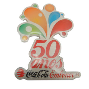 Colorful Metal Printed Anniversary Badge pictures & photos