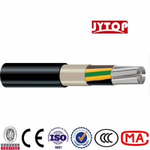 0.6/1kv Aluminium PVC Insulation PVC Sheath Underground Cable Nayy pictures & photos