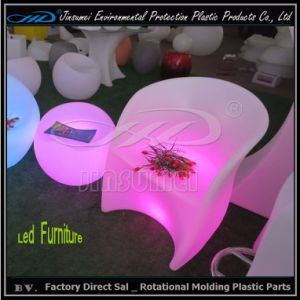 Plastic Furniture LED Furniture with LED 16 Colors Changing pictures & photos
