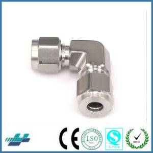 Best Quality Metric Thread Bite Type Tube Fittings Pipe Joints Adapter Connector pictures & photos