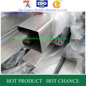 SUS304, 316 Stainless Steel Pipe for Glass Railing (304, 316) pictures & photos
