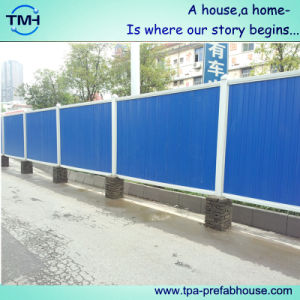 Temporary Sandwich Panel Construction Fence pictures & photos