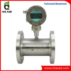 Liquid Turbine Flowmeter (A+E82 FY) pictures & photos