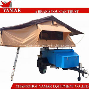 High Quality off Road Roof Tent Camper Trailer pictures & photos