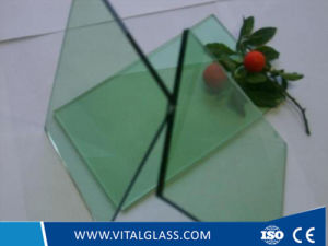 Reflective Glass/Patterned Glass/Crushed Glass/Tinted Float Glass/Tempered Broken Glass/Color Cullet Float Glass/Fired Glass/Fireplace Glass pictures & photos
