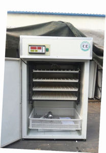 Hhd Automatic Chicken Egg Incubator Ce Passed (YZITE-6) pictures & photos