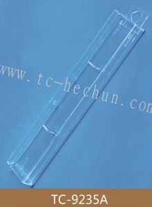 Pendant Placed Free Decorative Transparent Plastic Watch Box pictures & photos