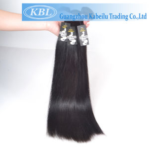 Brazilian Jet Black Human Hair Weave pictures & photos