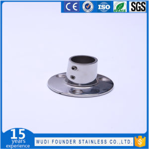 Stainless Steel AISI 304 or AISI316 Round Pipe Base pictures & photos