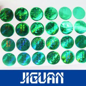 Top Quality Laser Demetallization Hologram Sticker pictures & photos