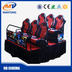 5D Cinema with Optional Seats Hot Sale pictures & photos