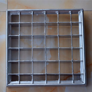 Galvanized Steel Grating for Mezzanine Floor pictures & photos