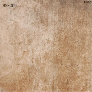 New Design Interior Flooring Non-Slip Matte Grey Cement Floor Porcelain Tile (600X600mm) pictures & photos
