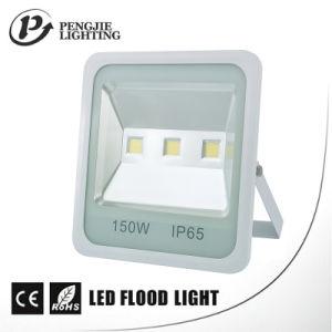 Superior Sanan Chip Ce, RoHS Aluminium Housing Square Shape COB Floodlighting Fixture pictures & photos