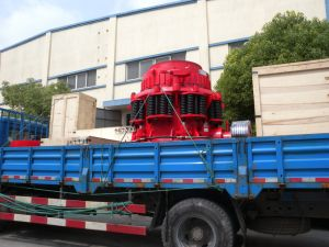 Stone Cone Crusher Symons 3 Feet for Aggregates Production pictures & photos