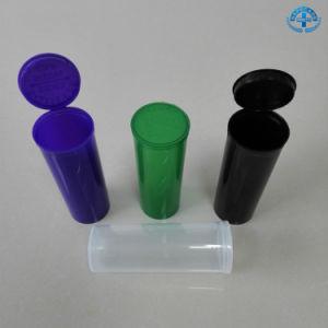 Black Squeeze Pop Top 13 DRAM Prescription Container Pill Bottle Tubes Vial pictures & photos