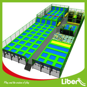 Commercial Gymnastic Indoor Trampoline Park for Sale in USA pictures & photos