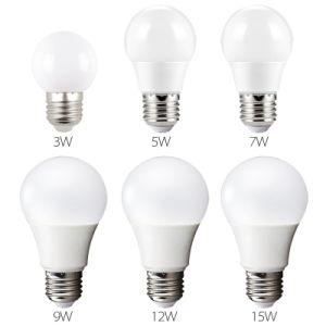 High Brightness LED Bulb E27 220V-240V Smart IC pictures & photos