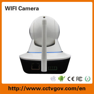 HD Mini IR Wireless CCTV Security WiFi PTZ IP Camera for Wholesale pictures & photos