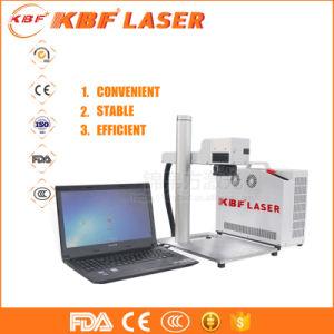 20W Mini Handle Portable Metal Fiber Laser Marking Machine pictures & photos