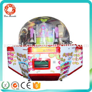 Coin Pusher Type Amusement Park Kids Candy Vending Game Machine pictures & photos