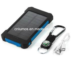 Solar Power Banks 8000mAh Waterproof Mobile Accessories